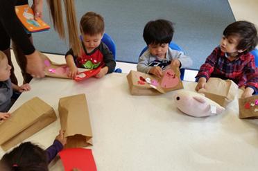 Daycare: Montessori Daycare in Danville, Fremont & Dublin