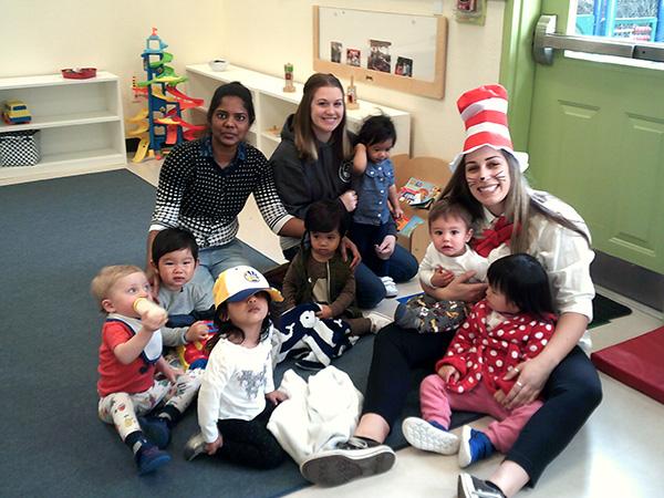 Montessori Curriculum for Toddlers