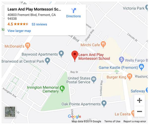 40803 Fremont Blvd, Fremont, CA 94538