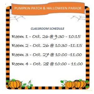 classroom-schedule