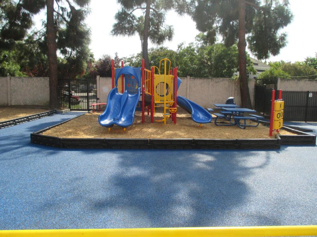 Playground Upgrade!