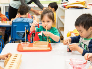 Bay Area Montessori preschools