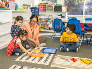 Online or Virtual Kindergarten Taught the Montessori Way