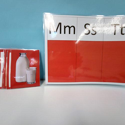 MST Letter Board
