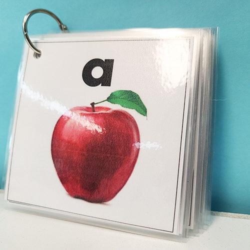 ABC Phonics Cards