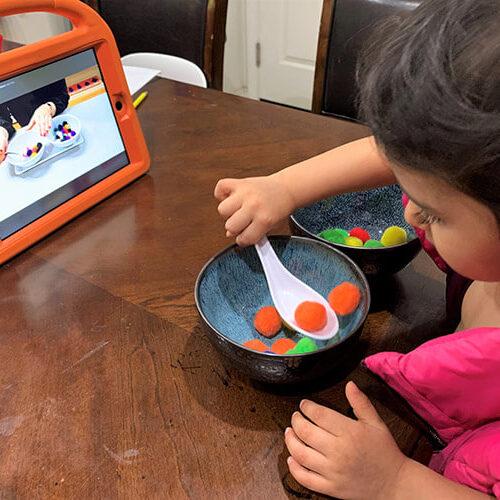 preschool pods online