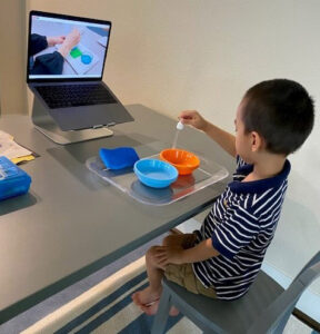 Online learning for your preschooler and kindergartener.