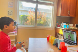 Daycare for Dublin children at Learn And Play Montessori.