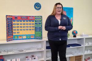South Fremont Preschool Program Based on Montessori