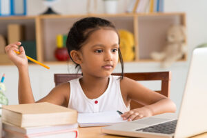 Online preschool activities