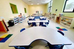 Proud to offer the Montessori method to Fremont children