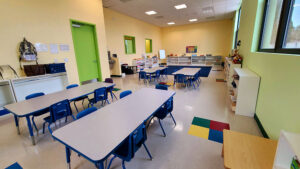 Children have fun learning at Learn And Play Montessori