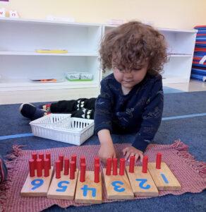 Preschool in Central Fremont.